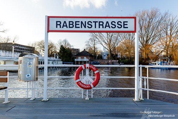 Bootsanleger Rabenstraße