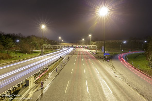 Autobahnbrücke Walderseestraße