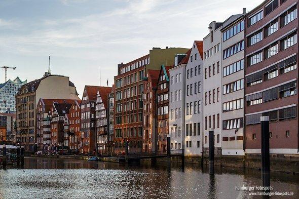 Bürgerhäuser der Deichstraße